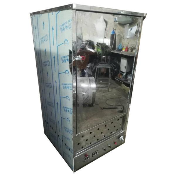 دستگاه پخت سوسیس کالباس با دوش آب سرد