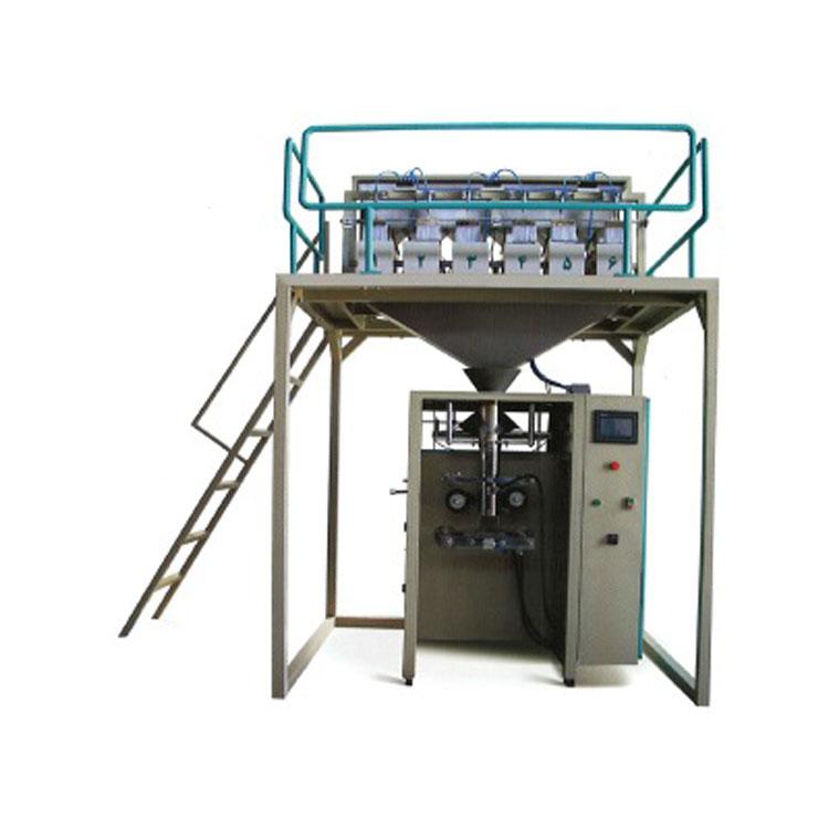 دستگاه بسته بندی ۶ توزین مکانیک مدل BM 200