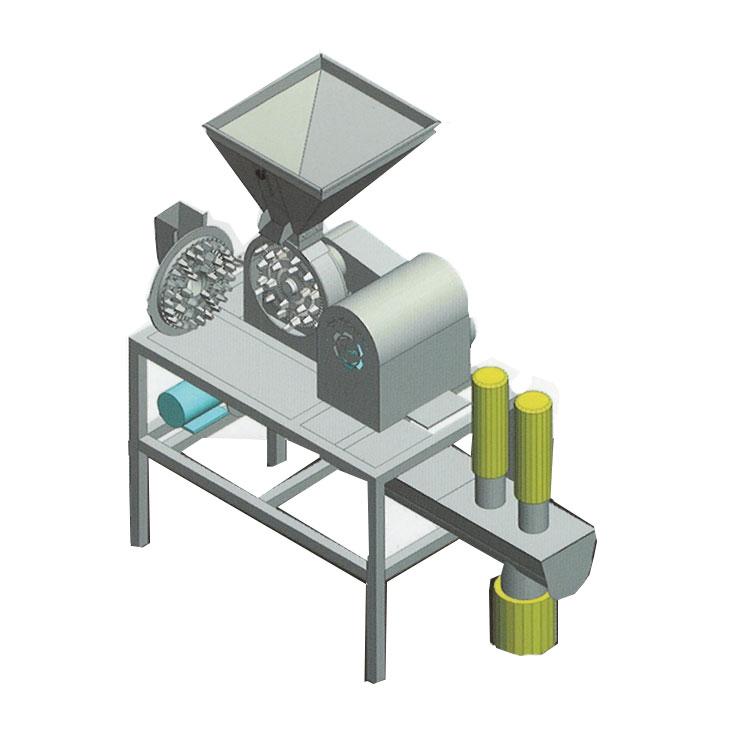 آسیاب صنعتی مدل FPS7500