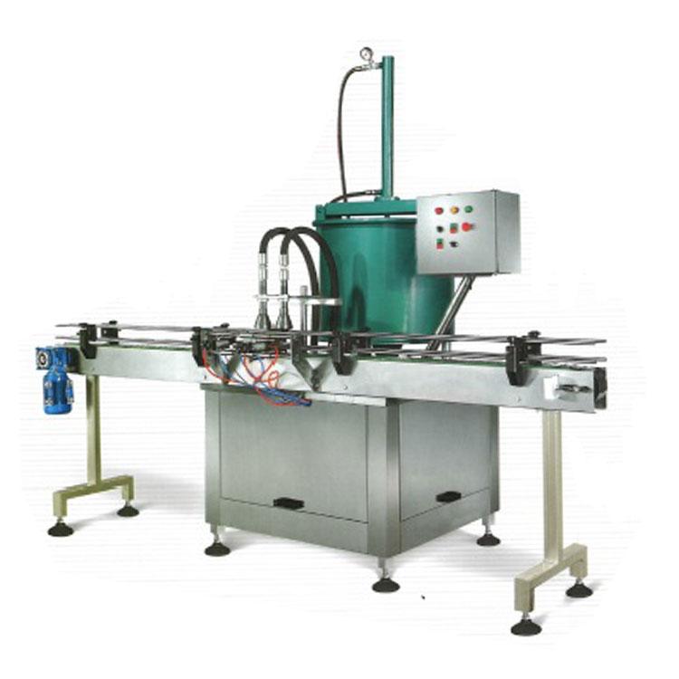 دستگاه پرکن مایعات غلیظ (پمپی) مدل KHM50