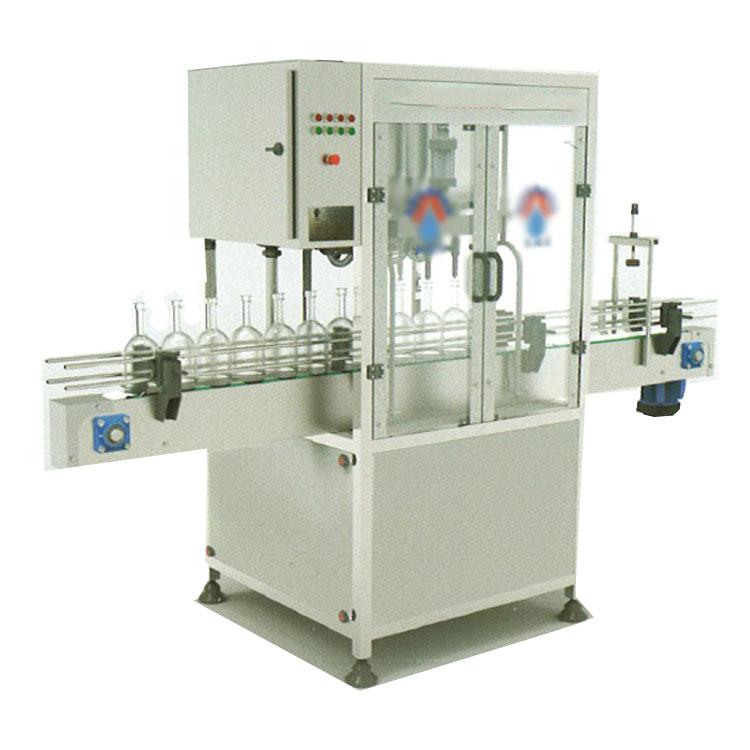 پرکن مایعات رقیق و نوشیدنی ها مدل SM80