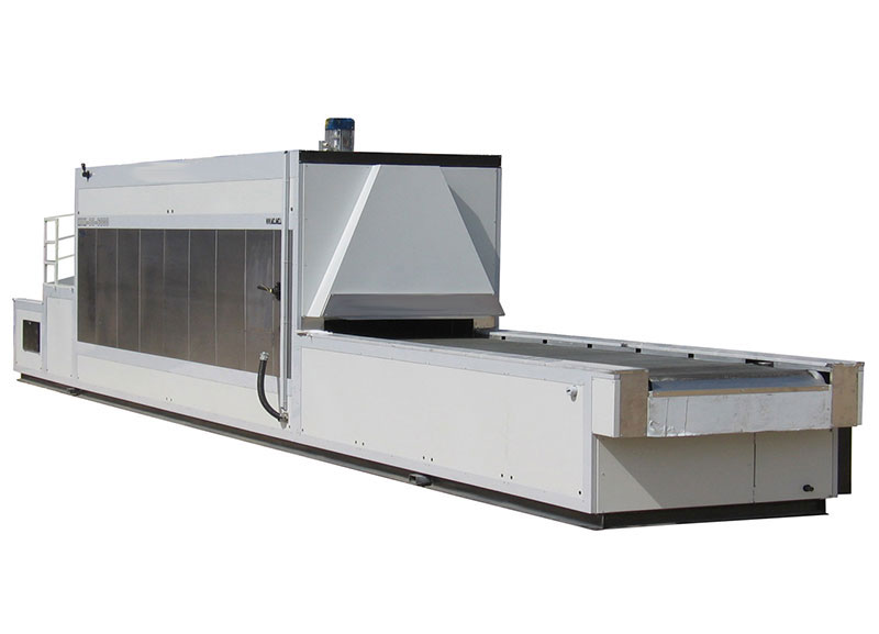 دستگاه فر تونلی مدل MIM-K3-8026
