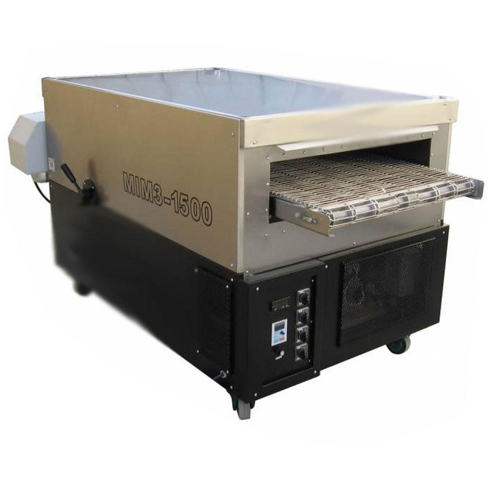 دستگاه فر ریلی (تونلی) پیتزا مدل MIM3-1500