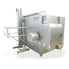 دستگاه میکسر چرخ گوشت ۱۵۰۰ لیتری PR1500L