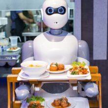 راه اندازی و اجرای رستوران رباتیک