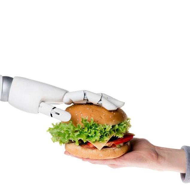 رستوران رباتیک