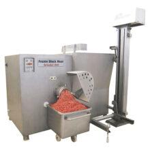 دستگاه چرخ گوشت بلوک یخی مدل L200