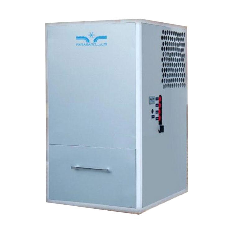 دستگاه یخساز پودری صنعتی با ظرفیت 100 و 50 کیلوگرم