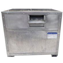 دستگاه یخ ساز پولکی صنعتی