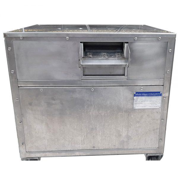 دستگاه یخساز پولکی صنعتی