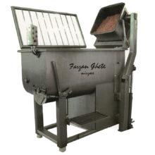 دستگاه میکسر صنایع غذایی | دستگاه همزن غذایی