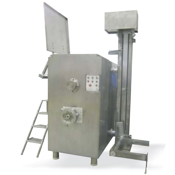میکسر چرخ گوشت ۵۵۰ لیتری مدل PR550L
