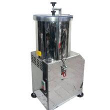 غذا ساز صنعتی ۵ لیتری ۴ تیغه تمام استیل برند MOHEBI