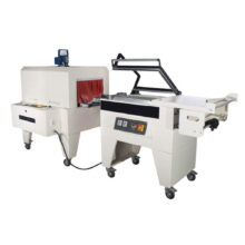 دستگاه شرینک پک نیمه اتوماتیک مدل SR140-NPT10
