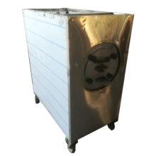 دستگاه آب گوجه گیری برند ممتاز ظرفیت ۲۰۰۰ کیلو در ساعت